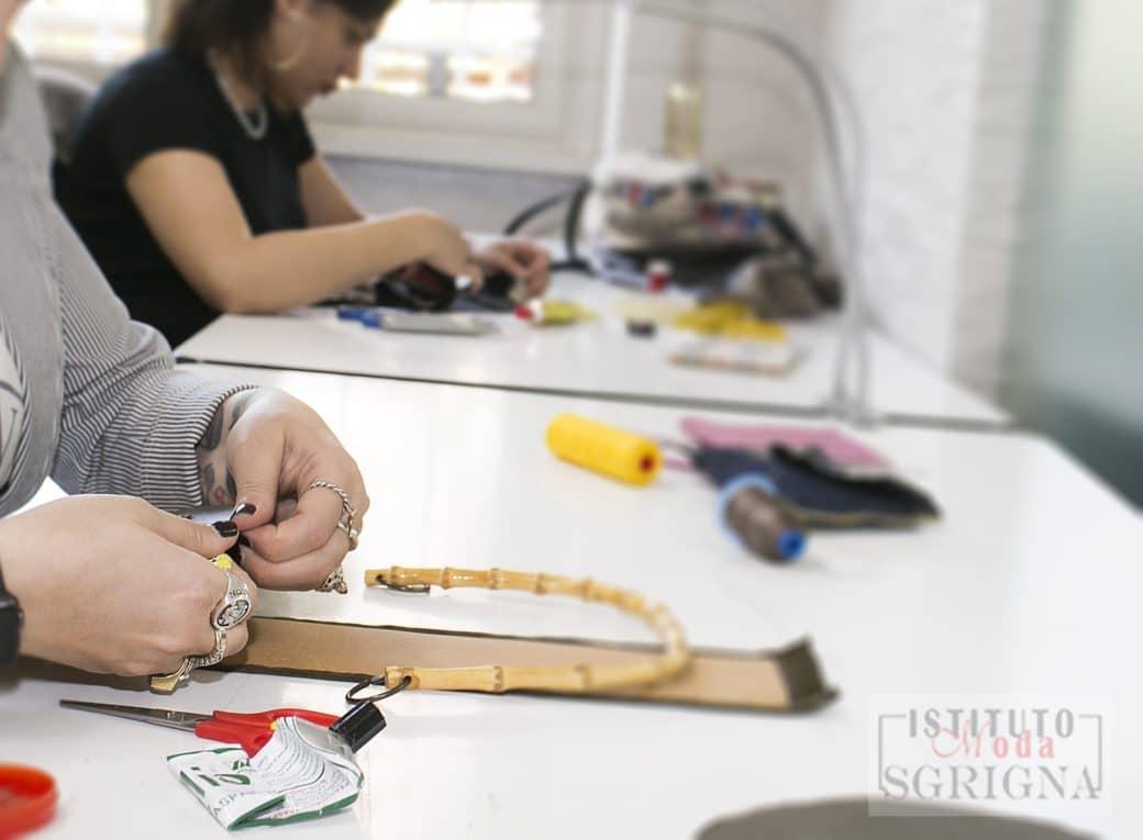 Corso designer accessori moda